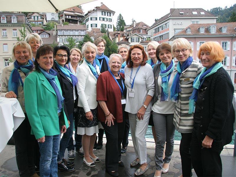 Freundschaftstreffen in Thun