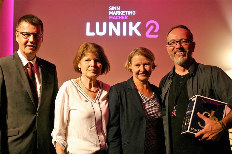 Besuch bei Lunik2
