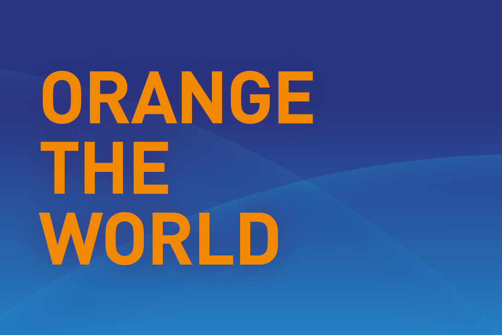15.11.- 10.12.2020 | Orange The World